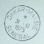 SENEGAL - DAKAR B57