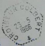 COLBERT (CROISEUR 1959) B61