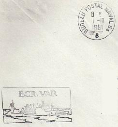 VAR (PETROLIER RAVITAILLEUR) B64