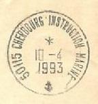CHERBOURG - INSTRUCTION - MARINE C23