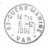 CUERS - MARINE C24