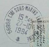 LORIENT - BASE SOUS-MARINE C32