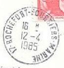 ROCHEFORT - FOURRIERS - MARINE C37
