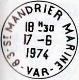 SAINT MANDRIER - MARINE C39