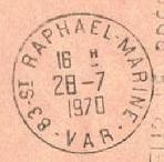 SAINT RAPHAËL - MARINE C40