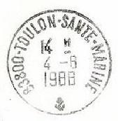 TOULON - SANTE - MARINE C43