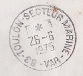 TOULON - SECTEUR - MARINE C44