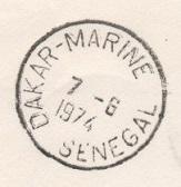 SENEGAL - DAKAR C47
