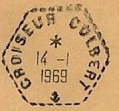 COLBERT (CROISEUR 1959) C50