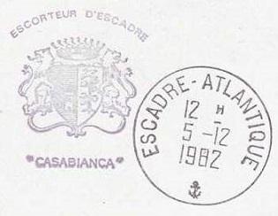 CASABIANCA ( ESCORTEUR D'ESCADRE) Casabi11