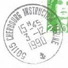 CHERBOURG - INSTRUCTION - MARINE D16