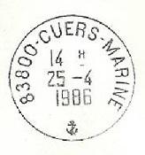 CUERS - MARINE D17
