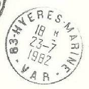 HYERES - MARINE D20