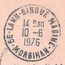 LANN-BIHOUE - MARINE D22