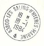 LES SALINS D'HYERES - MARINE D24