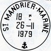 SAINT MANDRIER - MARINE D30