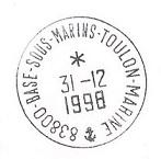 TOULON - BASE SOUS-MARINE D31
