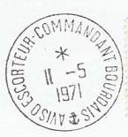COMMANDANT BOURDAIS (AVISO-ESCORTEUR) D39