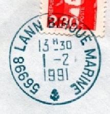 LANN-BIHOUE - MARINE E17