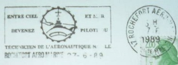 ROCHEFORT - AERO - MARINE E21