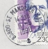 SAINT MANDRIER - MARINE E22