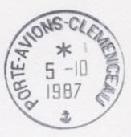 CLEMENCEAU (PORTE-AVIONS) E27