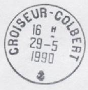 COLBERT (CROISEUR 1959) E28