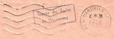 SAINT MANDRIER - MARINE F19