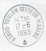 TOULON - SECTEUR - MARINE F22