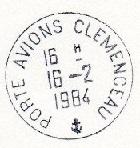 CLEMENCEAU (PORTE-AVIONS) F23