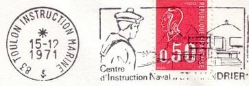 TOULON - INSTRUCTION - MARINE G16