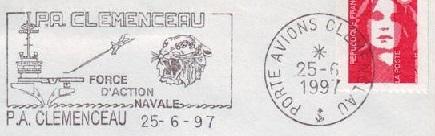 CLEMENCEAU (PORTE-AVIONS) G17