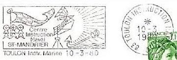TOULON - INSTRUCTION - MARINE H12