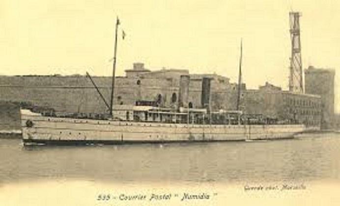 * NUMIDIA (1914/1918) * Images13