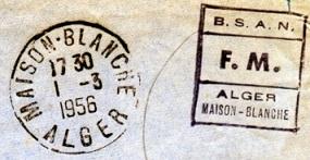 ALGERIE - MAISON BLANCHE Img48714