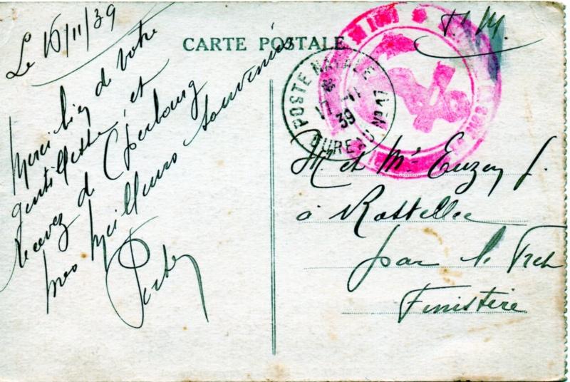 NAVAL - Bureau Naval N° 17 de Cherbourg Img85710
