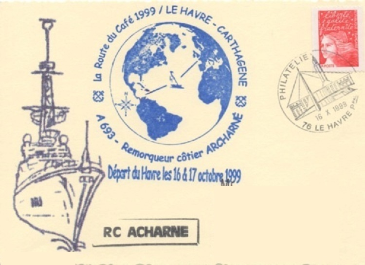 * ACHARNE (1974/2011) * Sans-t14