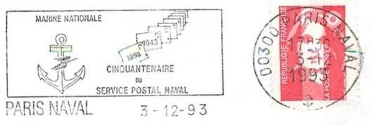 PARIS - PARIS NAVAL Wf10