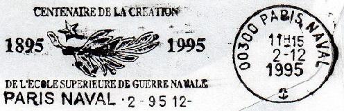 PARIS - PARIS NAVAL Wh10