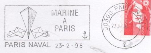 PARIS - PARIS NAVAL Wj10