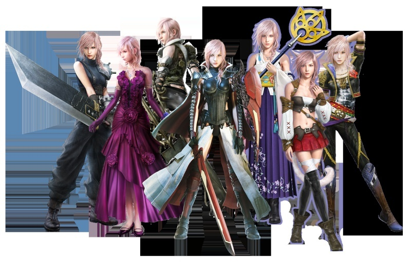 TEST Final Fantasy XIII Lightning Returns Tenu10
