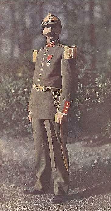 Le sabre d'essai d officier d infanterie modèle 1911 Affr10