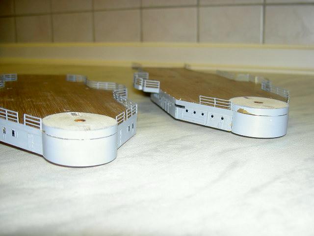 Prinz Eugen 1:200 von Hachette, gebaut von Herbie - Seite 7 Pict3515