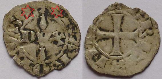 Denier de Charles de Blois (1341-1364) duc de Bretagne ... 121310