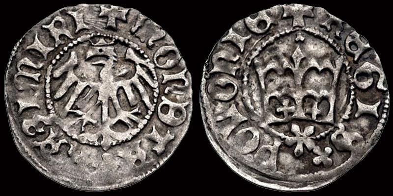 Pologne - Casimir IV Jagellon (1447-1492). Demi_g10