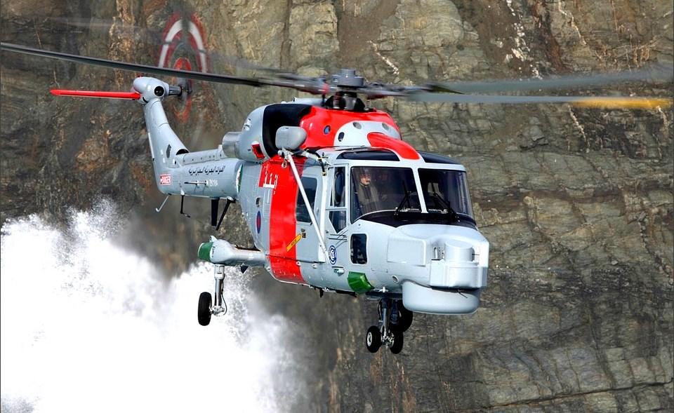 Westland Super Lynx MK130 45934210