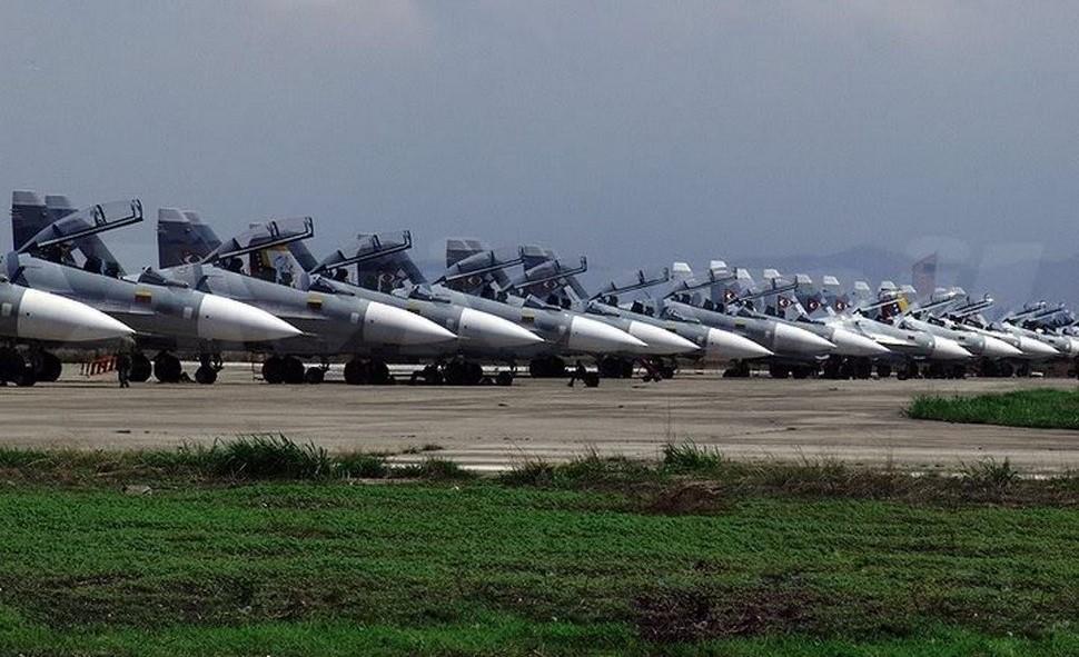 Armée Vénézuelienne - Page 2 Su-30m11