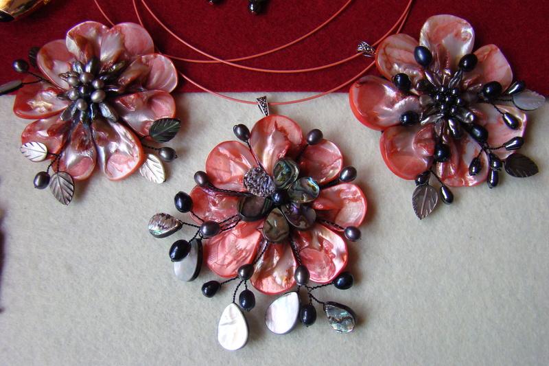 """""""Flori de piatră-Bijoux"""" albumul II-bijuterii artizanale marca Didina Sava - Pagina 15 00511"""