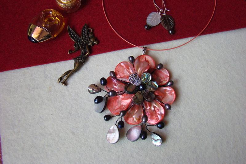 """""""Flori de piatră-Bijoux"""" albumul II-bijuterii artizanale marca Didina Sava - Pagina 15 00611"""
