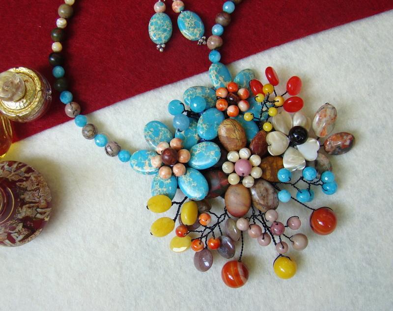 """""""Flori de piatră-Bijoux"""" albumul II-bijuterii artizanale marca Didina Sava - Pagina 12 02310"""
